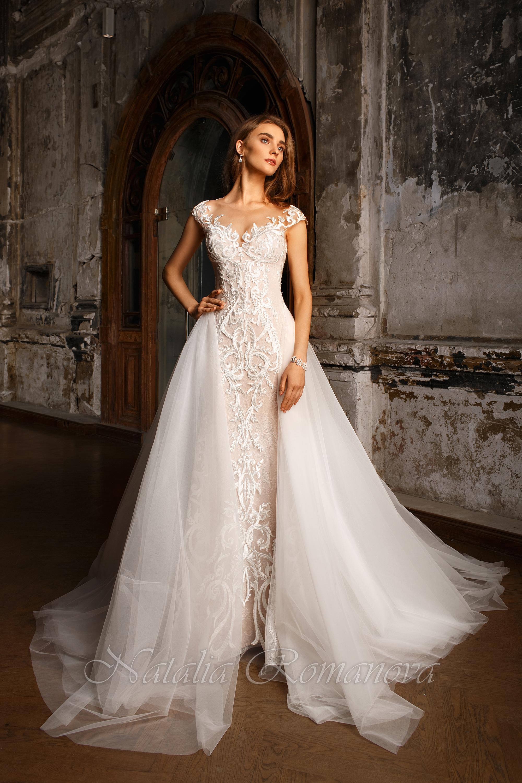 Купить Свадебное Платье Трансформер В Москве Недорого